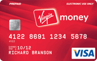 Virgin Euro currency card